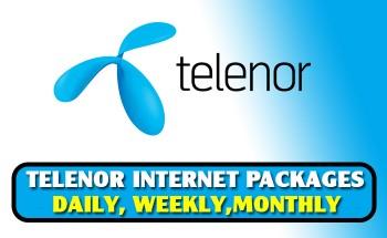 Telenor-Internet-Packages