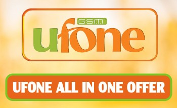 Ufone All In One Offer