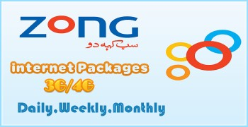 Zong-Internet-Packages