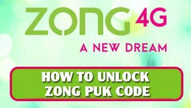 Zong Puk Code