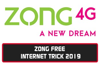 Zong Free Internet Tricks-Unlimited Internet 100% Working Method 2019