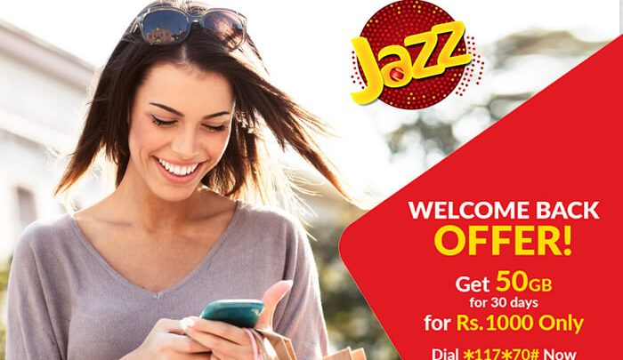 Jazz Welcome Back Offer