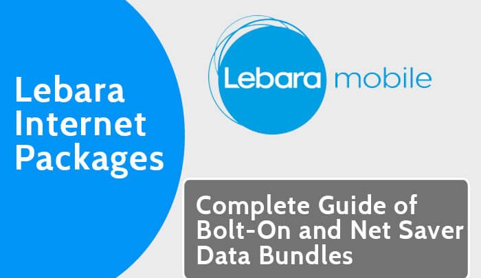 Lebara Internet Packages