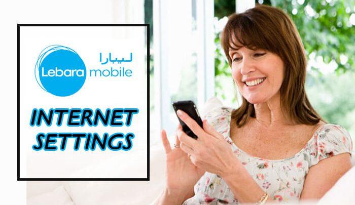 Lebara Internet Settings