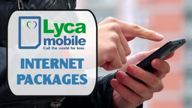 Lycamobile Internet Packages