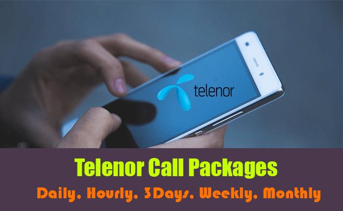 Telenor Call Packages