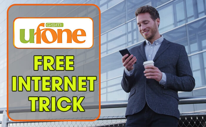 Ufone Free Internet Tricks