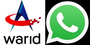 Warid Whatsapp Packages-Free, Daily, Weekly And Monthly With