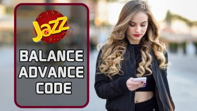 jazz Balance Advance Code