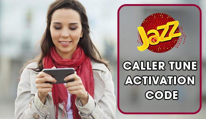 jazz Caller Tunes Code