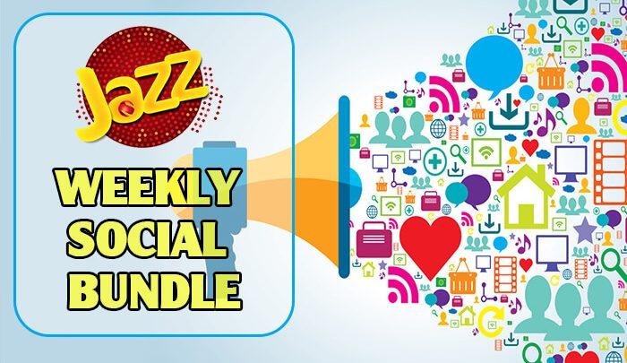 jazz Weekly Social Bundle