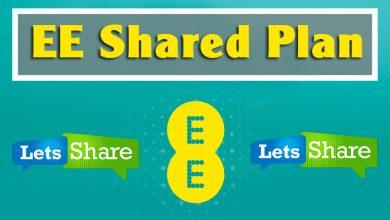 EE Shared Plan