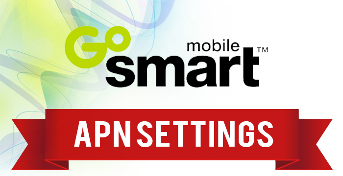 Go Smart APN settings