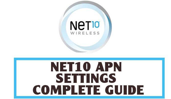 Net10 APN Setting