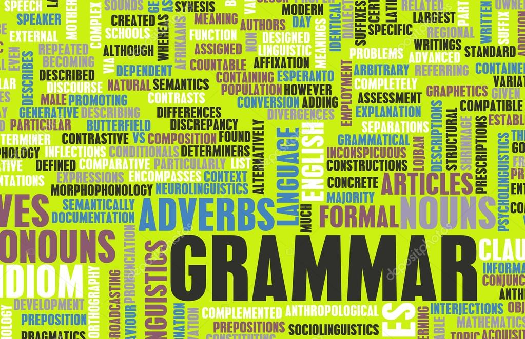The National Grammar Day 4 March 2019