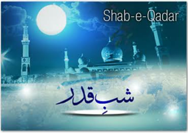 Shab-e-Qadar Status 4