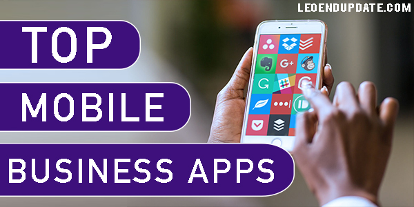 Top Mobile Business Apps