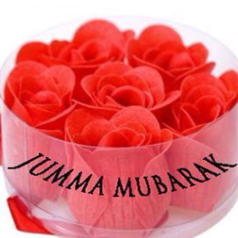 Beautiful images of Jumma Mubarak