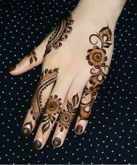 Best Turkish Mehndi Designs For Hands
