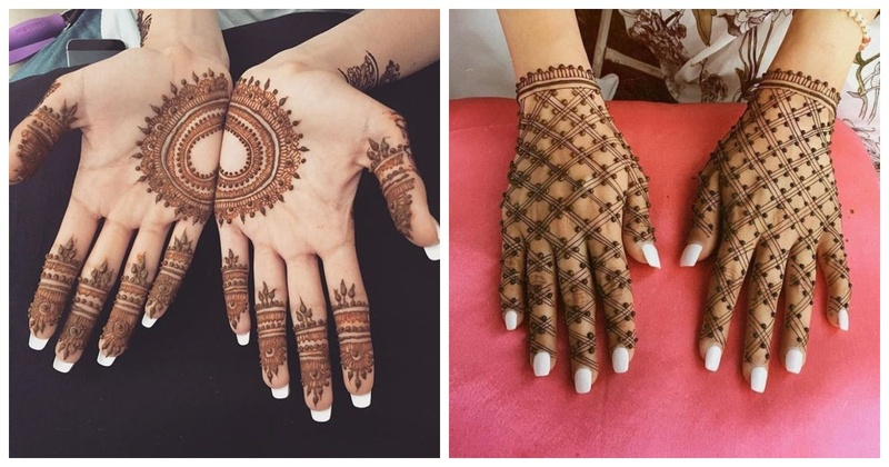 Best Turkish Mehndi Designs For Hand