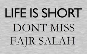 Fajr Prayer importance Quotes-1