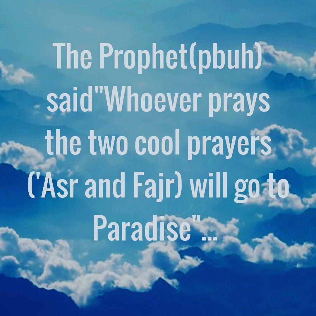 Fajr Prayer importance Quotes