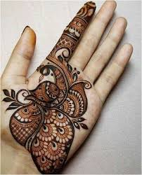 Indian Mehndi Designs for Hands-2