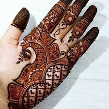 Indian Mehndi Designs for Hands-4