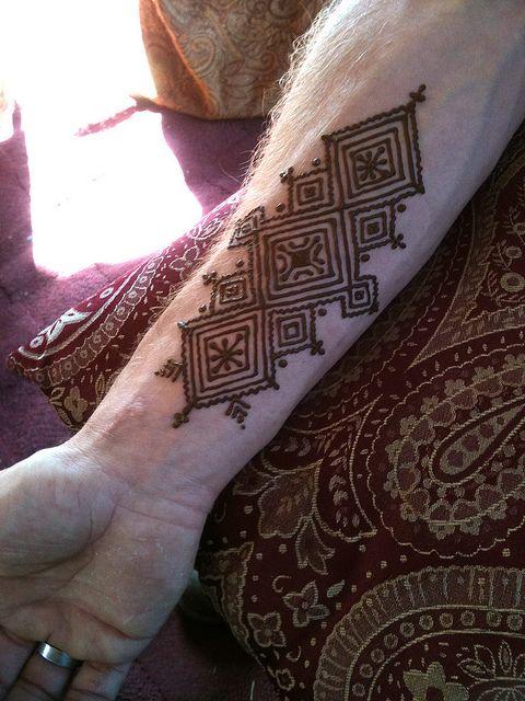 Mehndi Hand Designs For Him