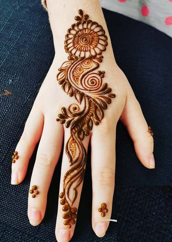 Arabic Mehndi Designs New Patterns And Sequence For Hands