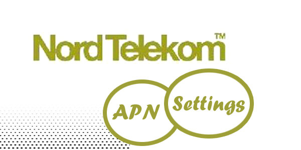 nordtelecom apn settings