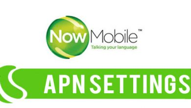 now payg apn settings
