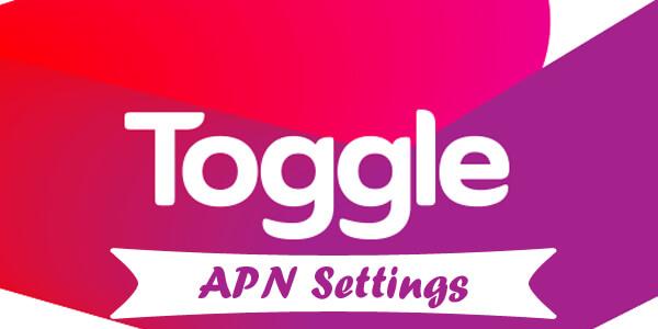 toggle apn settings