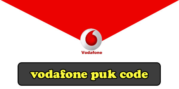 Vodafone PUK Code How To Retrieve Complete Guide To Unlock