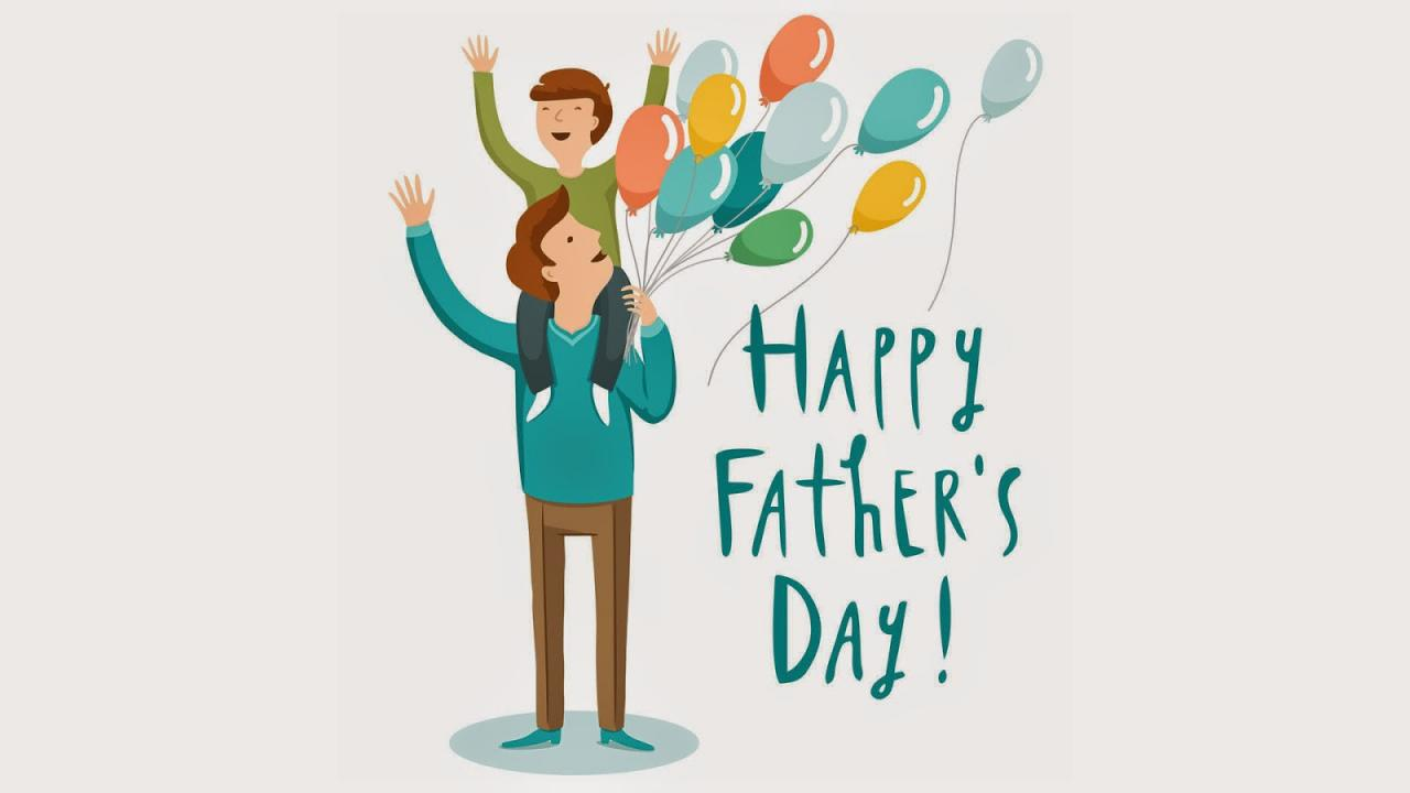 Happy Father's Day Wallpaper Wishes-1