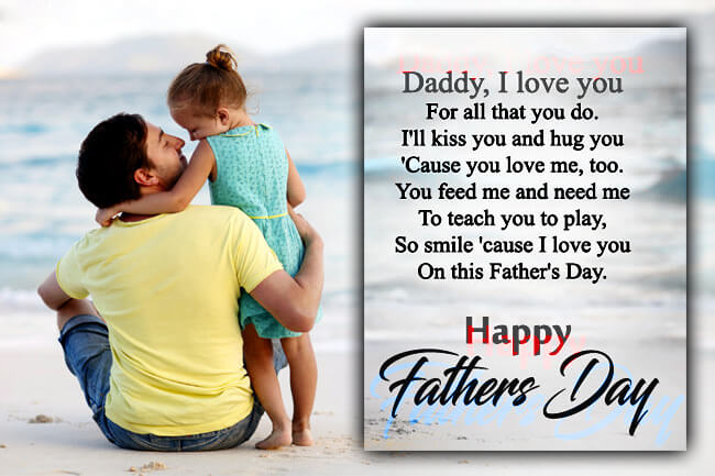 Happy Fathers Wallpaper Poetry-1