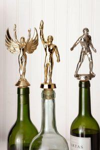 Trophy Bottle Toppers