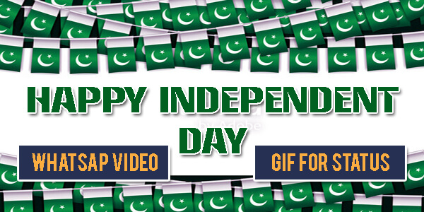 14 August Whatsapp Status Video Gifs 2019 Download Free