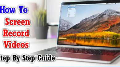 How To Screen Record Videos On Mac –Step By Step Guide