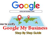How To Verify Your Google My Business Page – An Ultimate Guide Step By Step