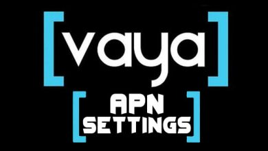 Vodafone APN Settings For Android, iPhone, Windows