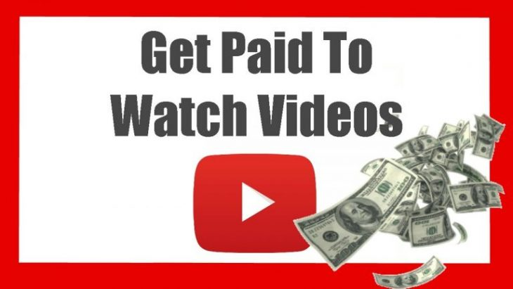 Earning Money Online By Watching Videos