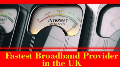 Fastest Broadband Provider in the UK