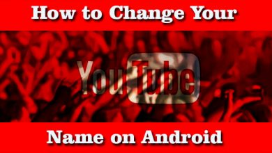 How to Change Your Youtube Name on Android