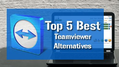 Top 5 Best Teamviewer Alternatives