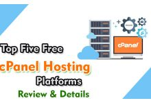 Top Five Free cPanel Hosting Platforms – Review & Details