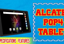 Alcatel Pop4 Tablet Price, Specifications, Features