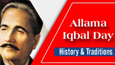 Allama Iqbal Day – History & Traditions