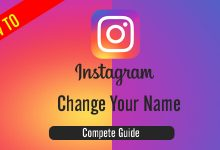 How to Change Your Name on Instagram- Compete Guide