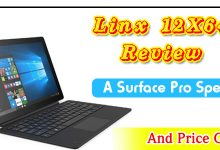 Linx 12X64 Review A Surface Pro Spec And Price Guide